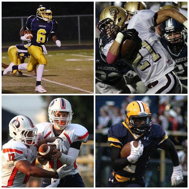See football players being considered for cleveland.com Offensive Player of  the Year and vote for your favorite (poll a03fa76d7