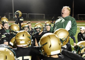 Jesuit will face top-seeded Lake Oswego next Friday for a spot in the 6A championship game. (Photo by Rockne Roll)