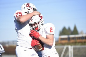 The No. 3 Seagulls will face top-seeded Banks next Saturday for the 4A title. (Photo by Rockne Roll)
