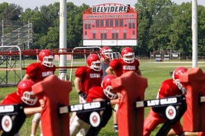 Belvidere has had to forfeit two football wins. (Kyle Craig   For lehighvalleylive.com)
