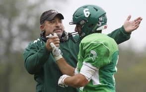 Former Pen Argyl football coach Paul Reduzzi has been hired to lead Bangor's program. (lehighvalleylive.com file photo)