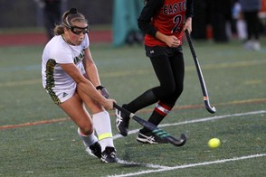 Emmaus' Kacie Patton has helped the Green Hornets advance to the PIAA semifinals. (Kyle Craig | For lehighvalleylive.com)