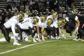 Bethlehem Catholic and Saucon Valley will square off again with a District 11 football championship on the line. (lehighvalleylive.com file photo)