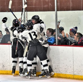 HS ice hockey roundup of first round action.