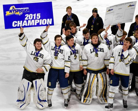 State Hockey Tournament Leaving Utica Auditorium After 28 Years For