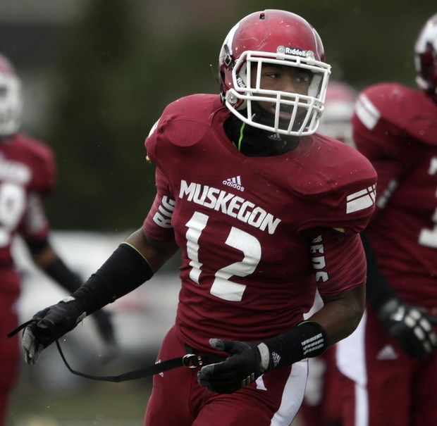 Three Muskegon Area Football Players Selected For Michigan Ohio All