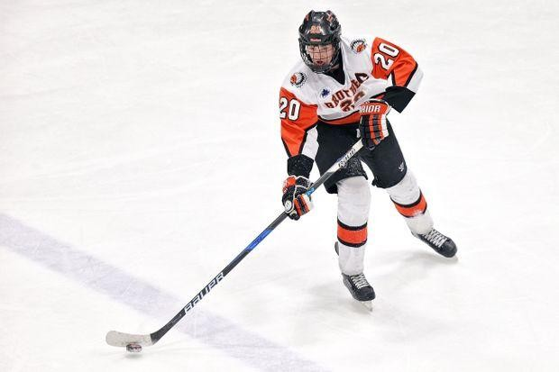 MI H.S.: Jack Clement Is The MLive Detroit Player Of The Year For Hockey