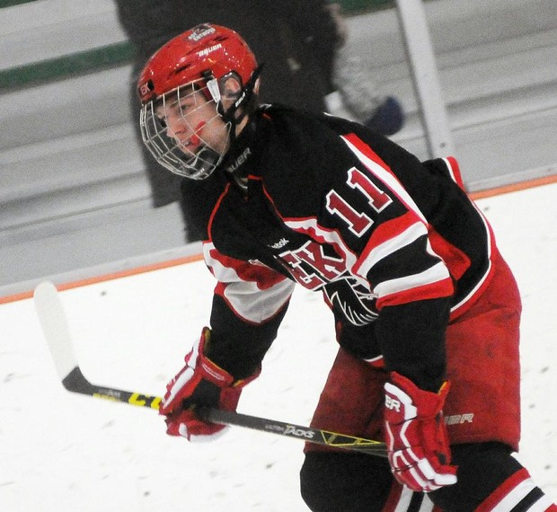 MI H.S.: Alex Pazik Adds Offense, Physical Presence To East Kentwood Hockey Team