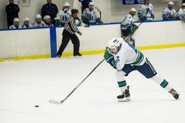 MI H.S.: Heritage's Sam Spaedt Earns MLive Saginaw Hockey Athlete Of Year Honor -