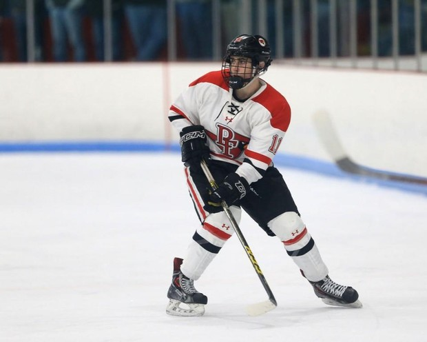 MA H.S.: Pope Francis Hockey's Cam Griffin, Joe Brosseau Selected To MSCHA Shriners All-Star Game