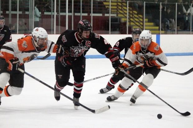 Hockey Games Of The Week No 3 Agawam No 4 Westfield To Battle In