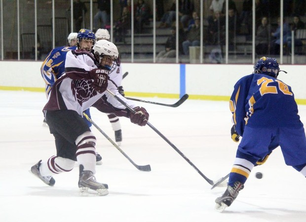 MA H.S.: Hockey Games Of The Week - Budding Rivals No. 6 Amherst, No. 8 Chicopee Comp Play Rematch & More