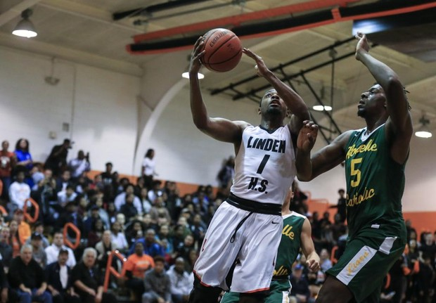 Linden guard khalief crawford commits to merrimack college nj linden guard khalief crawford commits to merrimack college sciox Images