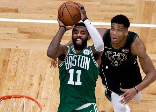 fa8394b9c4e Kyrie Irving s free agent destination hinted at by former coach - NJ.com