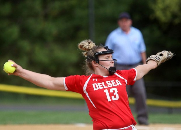 Delsea, behind offensive surge and Parker pitching, rolls past Deptford
