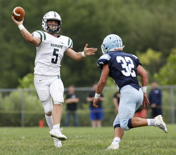 No. 7 Ramapo remains undefeated behind Ragone 6fb1ca3ac