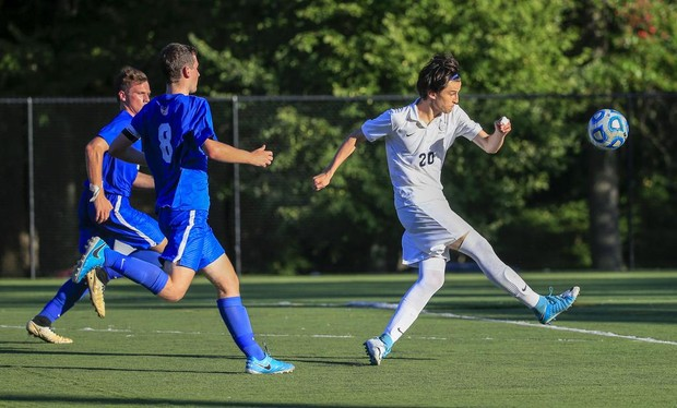Declan O'Sullivan leads No. 15 Montclair over West Orange in No. 1, Gr. 4 semis (VIDEO)