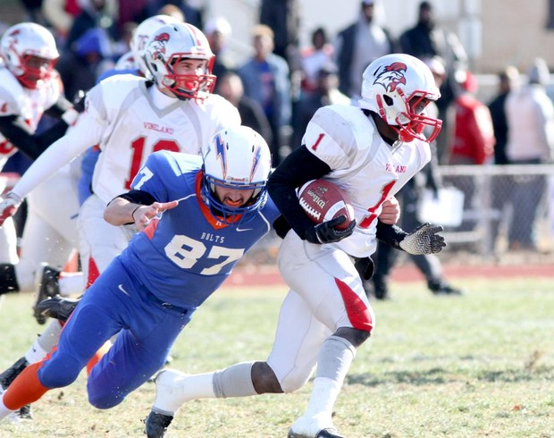 Millville Vineland Football Year By Year Results Nj Com