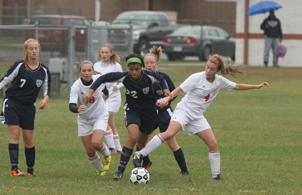 86cc70671 SOUTH JERSEY GIRLS SOCCER NOTEBOOK  Freshman Jada Simon stepping up for  Clayton