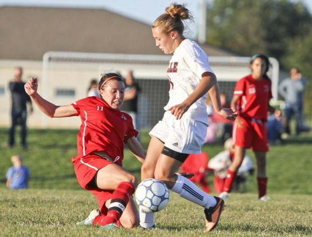 1583a624d SOUTH JERSEY GIRLS SOCCER NOTEBOOK  Injuries wreaking havoc as season  progresses