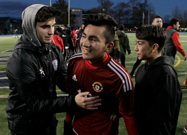 jose escandon of kearny is the nj com boys soccer state player of