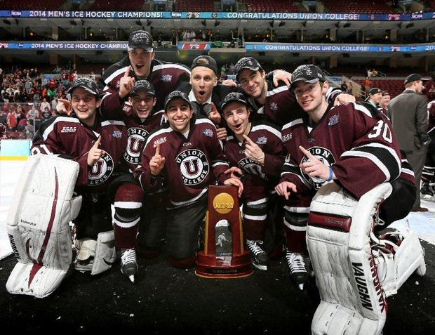 Ice Hockey  Jefferson s Max Novak relishes NCAA Frozen Four National Title  at Union 30e024044