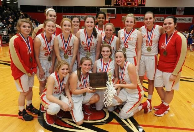 PIAA Girls Basketball Championships  Live updates from Bishop McCort vs.  Minersville 60776636a