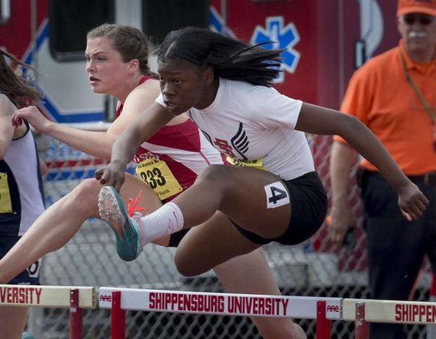 eedc12381426 Susquehanna Twp. lets Yasmin Brooks run wild and she responds two golds,  two silvers