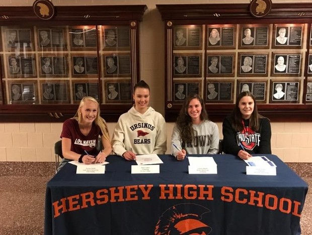 List of central Pa. student athletes signing letters of intent