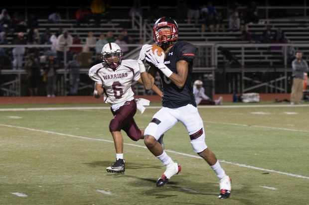 Imhotep Charter wide receiver Yusuf Terry picks up Big Ten offer ...