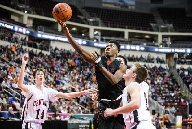 bb8d50c3eeb Reading s Lonnie Walker  thrilled  by McDonald s All-American selection