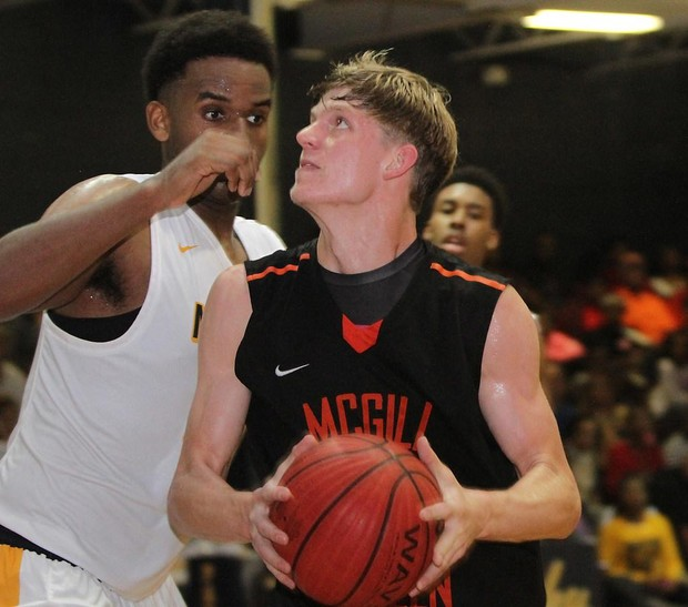 Coastal Weekend Basketball Roundup: McGill-Toolen's Matthew McNeece records sixth double-double
