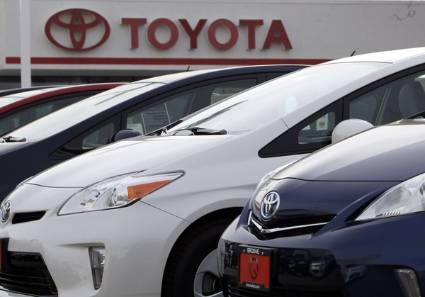 Toyota Recalls 2.4M Hybrid Cars Due To Risk Of Stalling While In Use