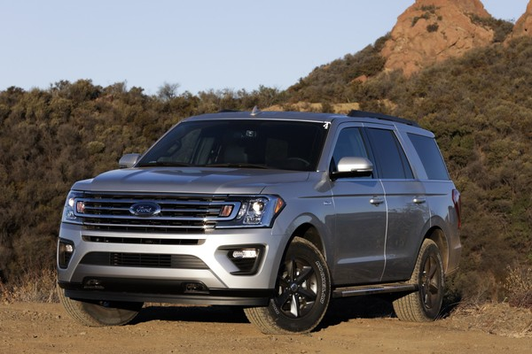2018 Expedition (Ford)