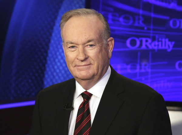 Bill O'Reilly, a former Fox News host, gave notice last week he was dropping his defamation lawsuit against a former New Jersey assemblyman. (AP file photo)