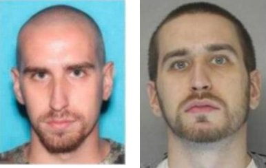 Shawn Christy, a New Jersey native, wanted by the FBI for threatening President Donald Trump.  (FBI)