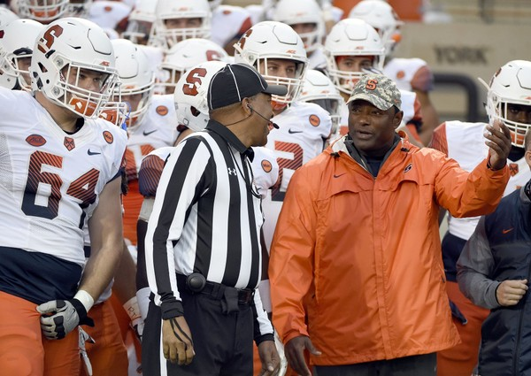 Syracuse football's roster has gone through a shakeup since the end of the 2017 season, as graduates and transfers have filtered out of the program while new recruits have pledged to come on board.