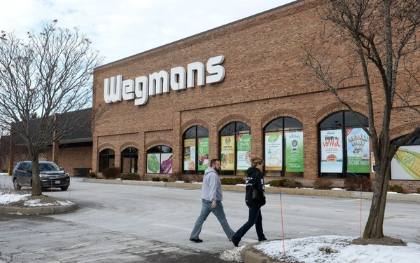 File photo of Wegmans in Liverpool, NY.