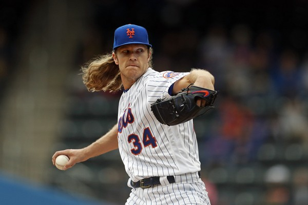 Mets place Noah Syndergaard on 10-day disabled list