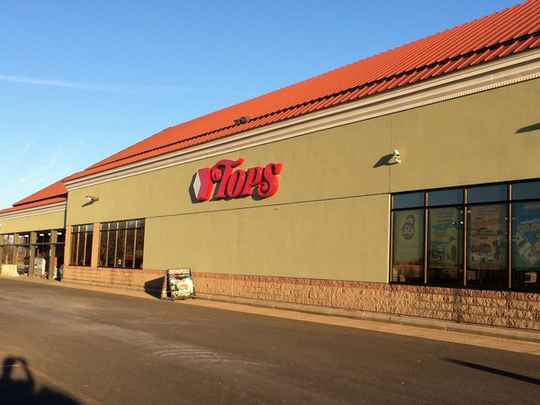 The Tops supermarket on Route 57 in Clay is one of 14 the chain operates in the Syracuse area.