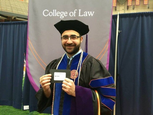 Emin Aslan, a recent SU law graduate and human rights lawyer, was arrested yesterday in his home country of Azerbaijan on what advocates say are bogus charges.