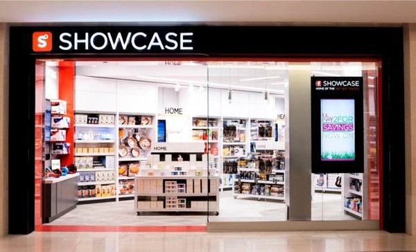 The new Showcase store will be on the second level of Destiny USA in the former Dough Life location.