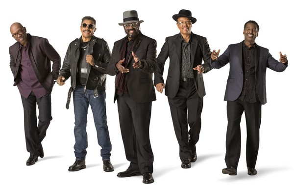 The Temptations(Provided photo)