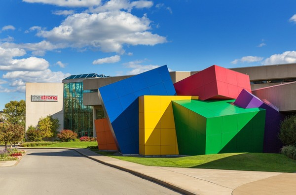 The Strong National Museum of Play. (Courtesy of The Strong)