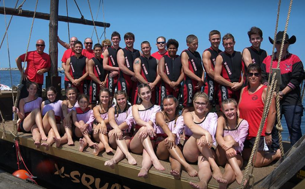 Members of the Scotia-based X-Squad Water Ski Show team will perform at this weekend's Onondaga Cup & Lakefest 2018 regatta.