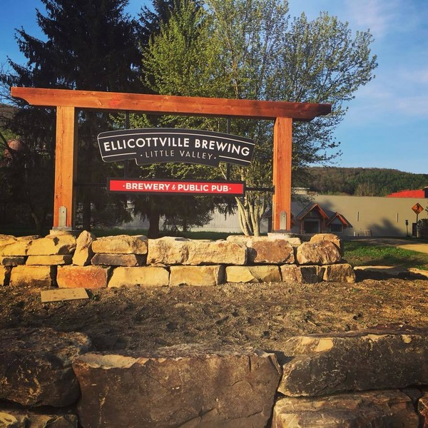 Ellicottville Brewing has opened its fourth location, in Little Valley, Cattaraugus County, just west of the company's original location in Ellicottville itself.(Ellicottville Brewing Co.)