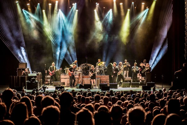Tedeschi Trucks Band will perform at the 2018 New York State Fair.