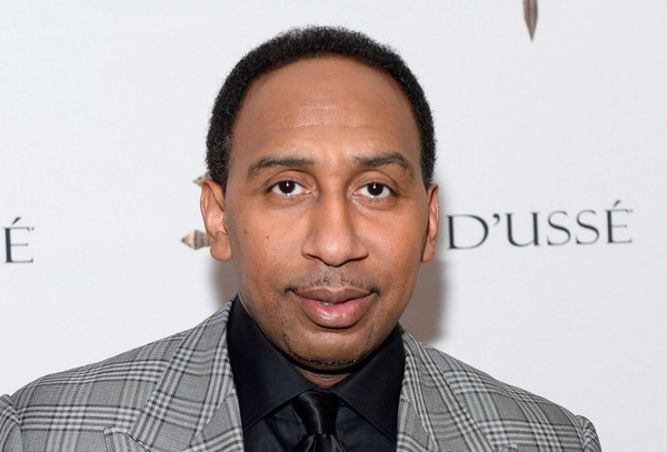 TV personality Stephen A. Smith attends the D'USSE Lounge at Kovalev vs. Ward at T-Mobile Arena on November 19, 2016 in Las Vegas, Nevada.  (Bryan Steffy | Getty Images)
