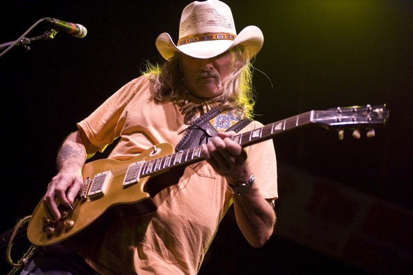 Dickey Betts canceled his fair performance after he had a mild stroke, according to his Facebook page (Warren Linhart, file photo).