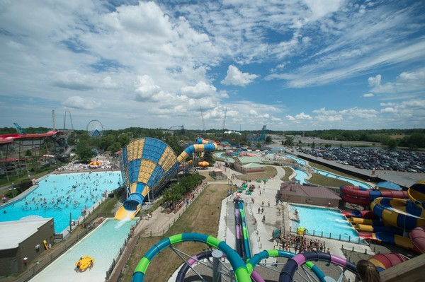 A view of Darien Lake in a file photo.